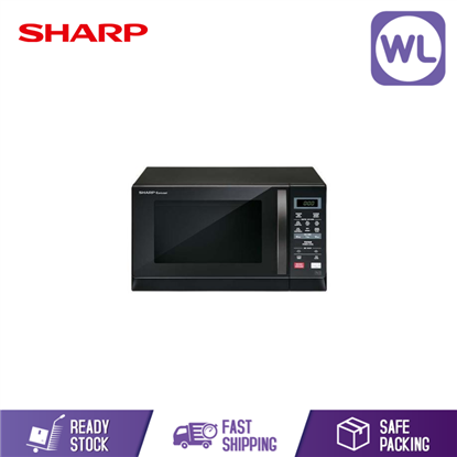 Picture of SHARP 20L MICROWAVE OVEN SHP R207EK