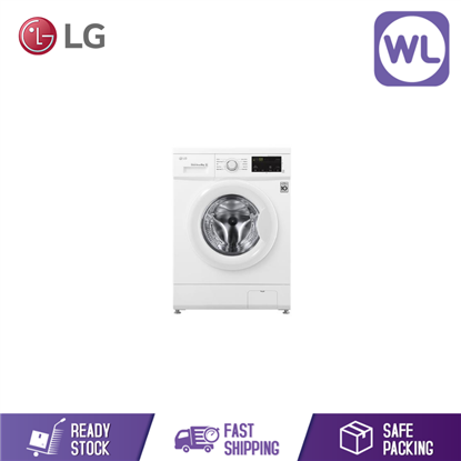 Picture of LG FRONT LOAD WASHER WD-MD8000WM (8KG)