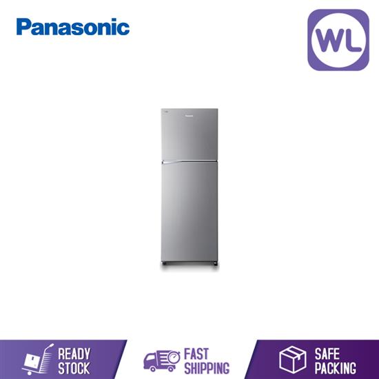 Picture of PANASONIC 392L 2-Door Top Freezer Fridge NR-BL389PSMY (ECONAVI Inverter)