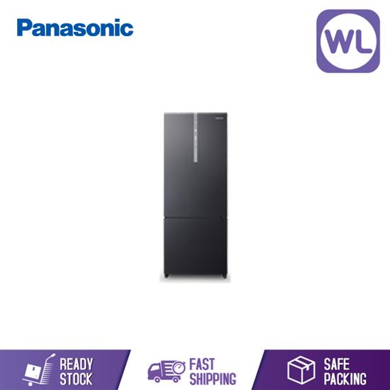 Picture of PANASONIC Econavi Inverter 2 Door Refrigerator NR-BX468GKMY (450L)