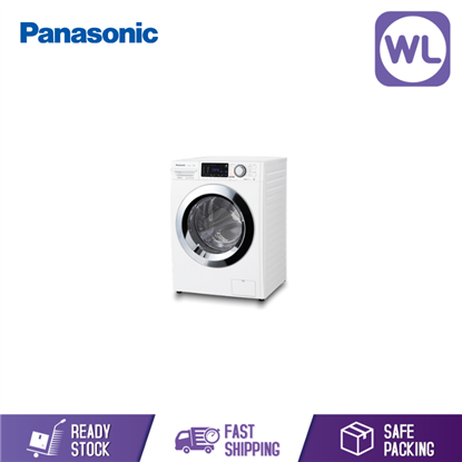 Picture of PANASONIC Front Load Washer NA-V80FX1WMY (8KG)