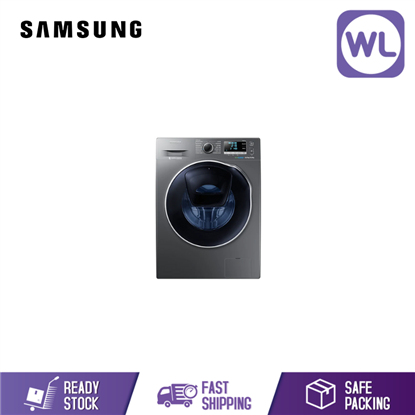 Picture of SAMSUNG 10.5KG Wash & 6KG Dry Front Load Combo Washer WD10K6410OX