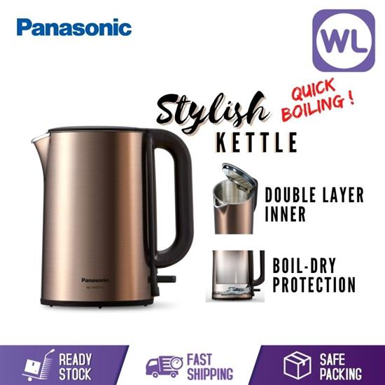 Picture of PANA JUG KETTLE NC-HKD122NSK (STAINLESS STEEL)