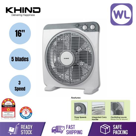 Picture of KHIND BOX FAN BF-12S