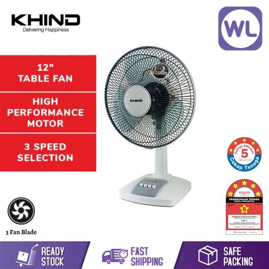 Picture of KHIND 12'' TABLE FAN TF126SE