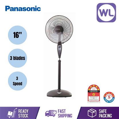 Picture of PANA STAND FAN F-MX405 BN (BROWN)