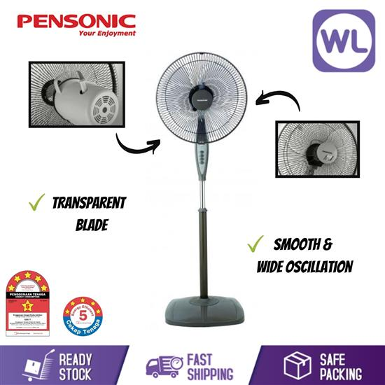 Picture of PENSONIC STAND FAN PSF-45B (GREY)