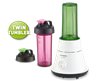 Picture of PANA PERSONAL BLENDER MX-GM0501 (PINK&GREEN TUMBLER)