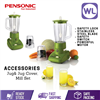 Picture of PENSONIC BLENDER PB-3203 (WITH MILL)