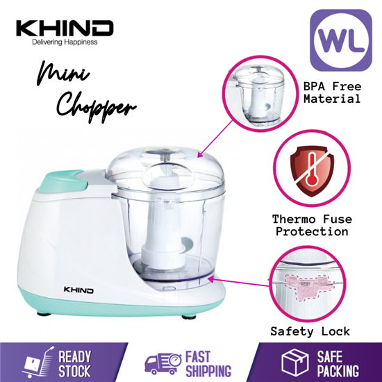 Picture of KHIND FOOD CHOPPER FPC808