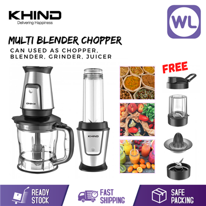 Picture of KHIND MULTI BLENDER CHOPPER BLC129