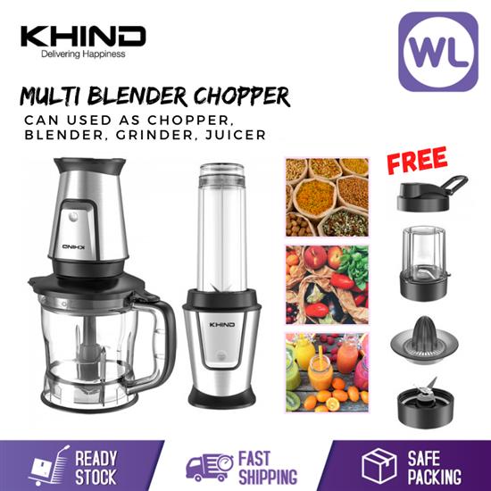 Picture of KHIND MULTI BLENDER CHOPPER BLC129