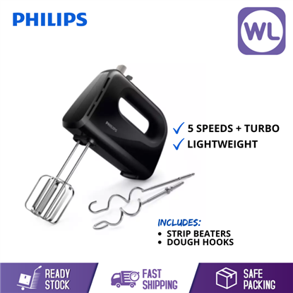 Picture of PHILIPS HAND MIXER HR3705/11