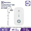 Picture of ELECTROLUX HOME SHOWER EWE361KB-DWB1 (DC PUMP/ RAIN/ SKY BLUE)