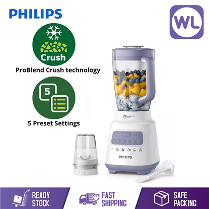 Picture of PHILIPS BLENDER HR2221(LAVENDER)