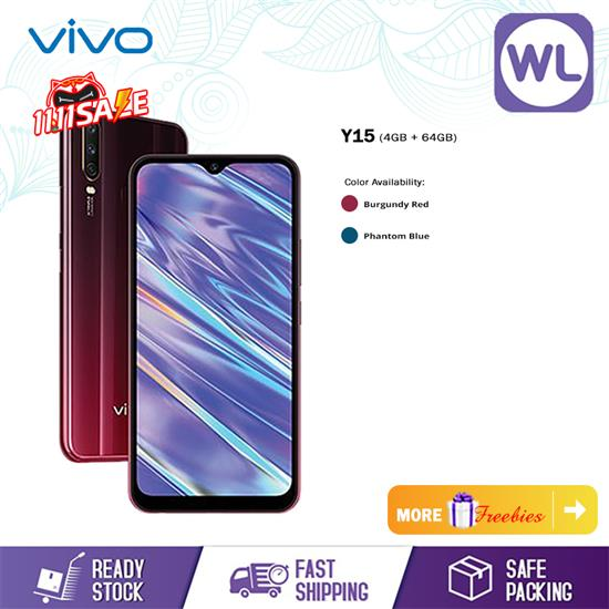 Picture of Vivo Y15 (4GB+64GB)