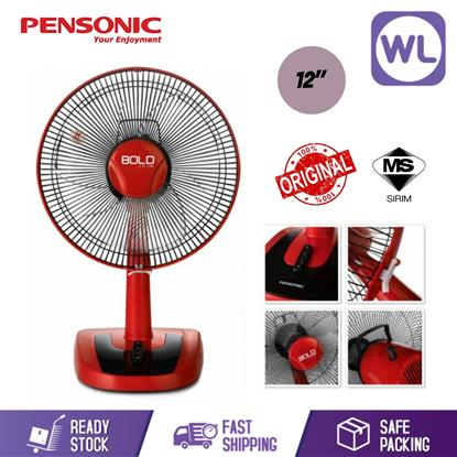 Picture of PENSONIC TABLE FAN PF-3102 (RED)