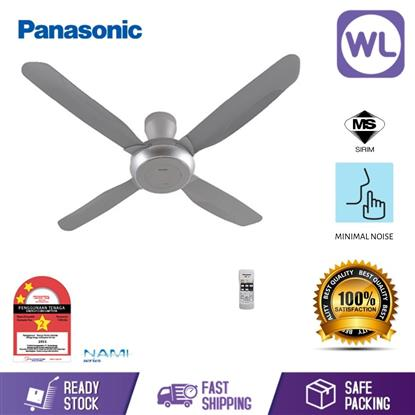 Picture of PANA NAMI CEILING FAN F-M14E2 (SILVER GREY)