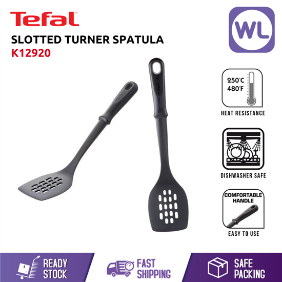 Picture of TEFAL COMFORT SLOTTED TURNER K12920