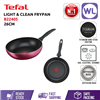 Picture of TEFAL COOKWARE LIGHT & CLEAN FRYPAN B22405 (26CM)