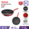 Picture of TEFAL COOKWARE SO CHEF FRYPAN G13506 (28CM/ INDUCTION BASE)