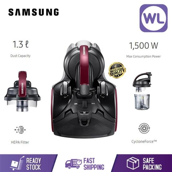 Picture of SAMSUNG BAGLESS VACUUM CLEANER VC15K4170VP/ME