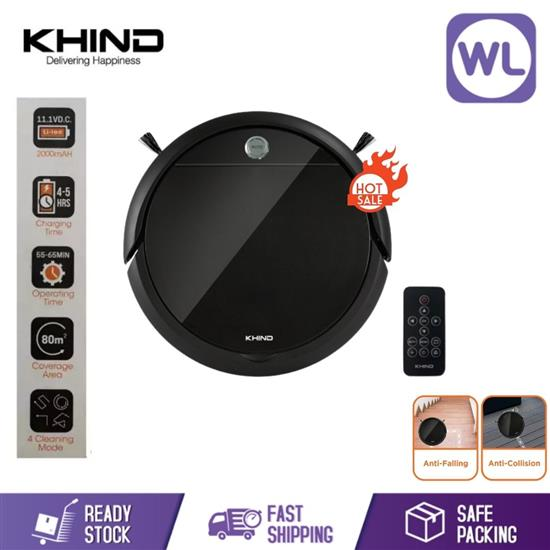 Picture of KHIND ROBOTIC VACUUM CLEANER VC9X6A