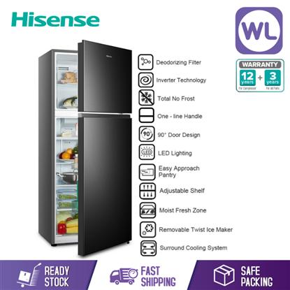 Picture of HISENSE 2 DOOR INVERTER RT543N4FBV (500L)