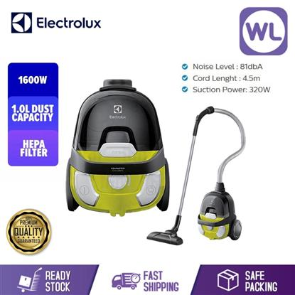 Picture of ELECTROLUX BAGLESS VACUUM CLEANER Z1231 (SPRITZ GREEN/ 1600W)