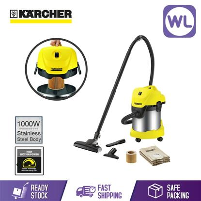 Picture of KARCHER MULTI-PURPOSE VACUUM CLEANER WD3 PREMIUM