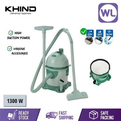 Picture of KHIND 3 IN 1 VACUUM CLEANER VC3661