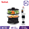 Picture of TEFAL CONVENIENT STEAMER VC1401 (BLACK)