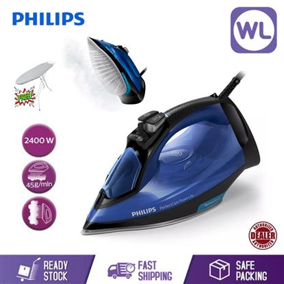 Picture of PHILIPS STEAM IRON GC3920/26 + IRONING BOARD MY70STEAMIRBOARD