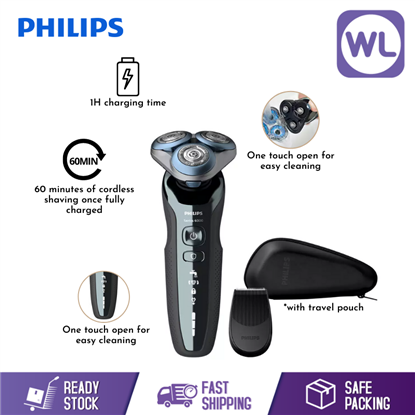Picture of PHILIPS WET & DRY ELECTRIC SHAVER S6630/11