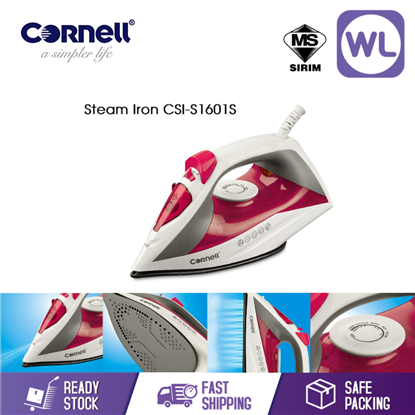 Picture of CORNELL STEAM IRON CSI-S1601S