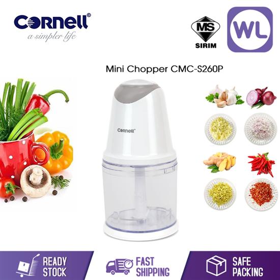 Picture of Online Exclusive | CORNELL MINI CHOPPER CMC-S260P