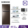 Picture of SAMSUNG TOP MOUNT FREEZER RT-35K5062DX (450L/ BROWN)