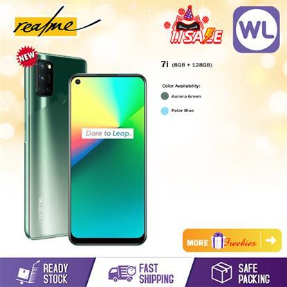 Picture of Realme 7i (8GB+128GB)