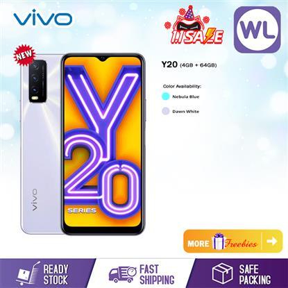 Picture of Vivo Y20 (4GB+64GB)