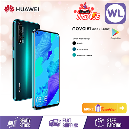 Picture of Huawei Nova 5T (8GB+128GB)