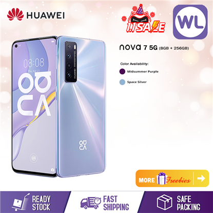 Picture of Huawei Nova 7 5G (8GB+256GB)