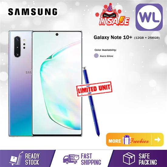 Picture of Samsung Galaxy Note10 Plus (12GB+256GB)