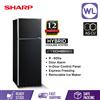 Picture of SHARP PELICAN REFRIGERATOR SJE538MK (480L/ BLACK)