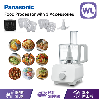 Picture of PANASONIC FOOD PROCESSOR MK-F300 (WHITE)