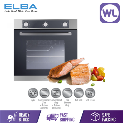 Picture of ELBA BUILT-IN OVEN EBO-J7360 (73L)