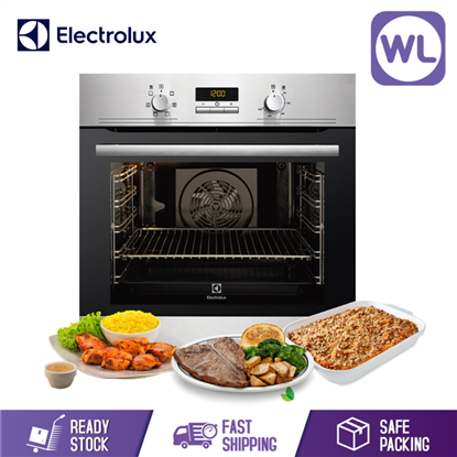 Picture of ELECTROLUX BUILT-IN OVEN EOB2400AOX (72L)