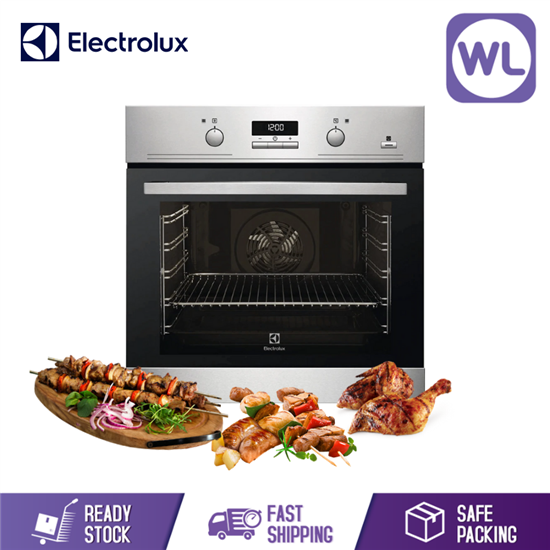 Picture of ELECTROLUX BUILT-IN PLUSSTEAM OVEN EOB3434BOX (72L)