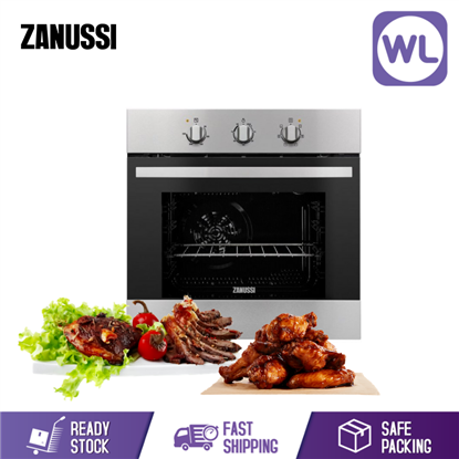 Picture of ZANUSSI BUILT-IN OVEN ZOB22669XK (56L)