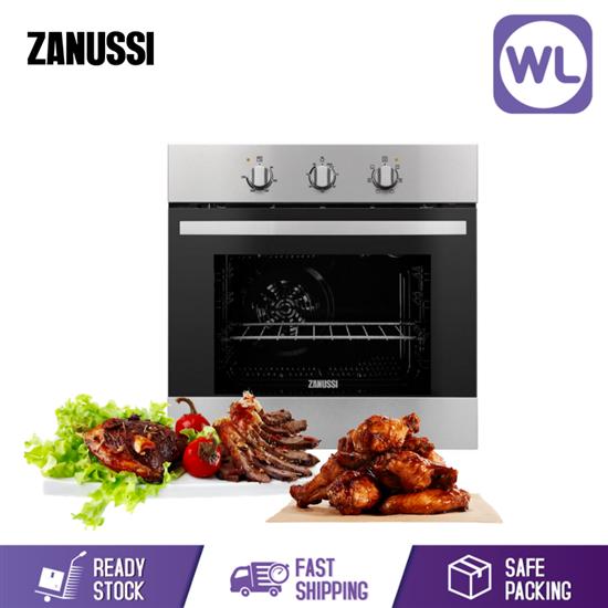 Picture of ZANUSSI BUILT-IN OVEN ZOB22669XK (56L)