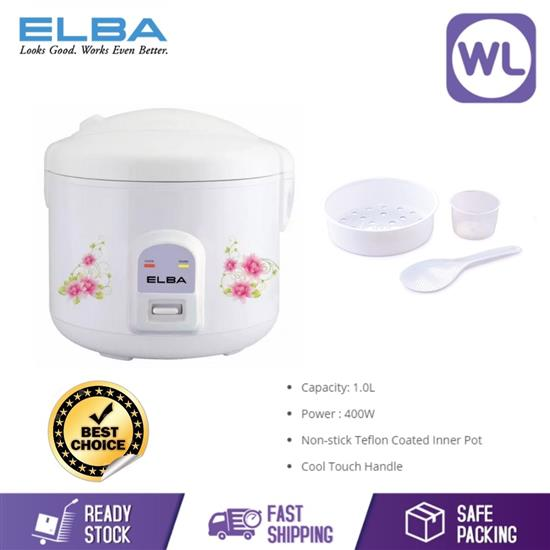 Picture of ELBA JAR RICE COOKER ERC-E1031(WH)
